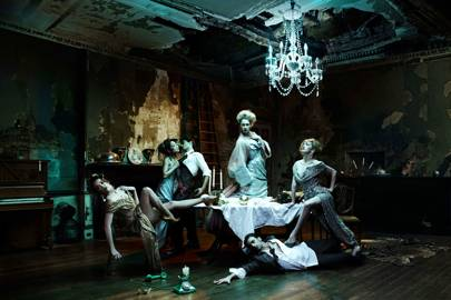 English National Ballet Vivienne Westwood Campaign