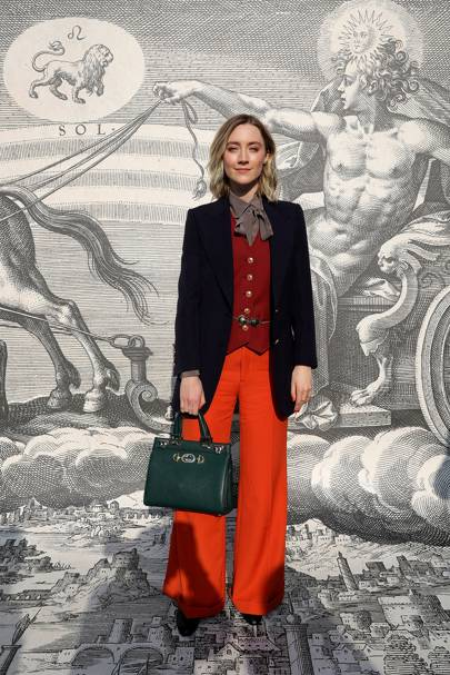 be6c42292faba4 Flipboard: Meet The Gucci Muse Who Inspired The Brand's Latest It Bag