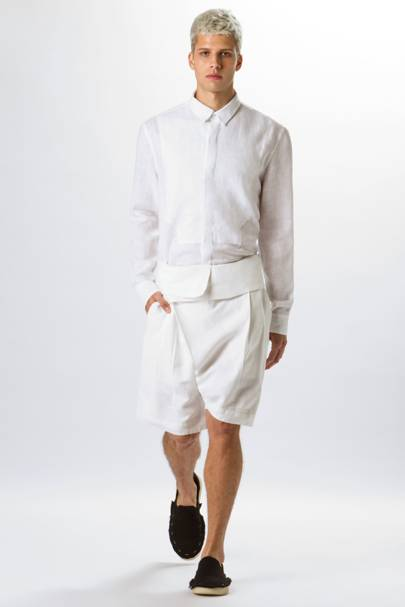 1de0968d0 Osklen Men's Spring/Summer 2018 Ready-To-Wear show report | British ...