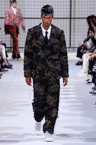 ff74fe67865b00 Comme Des Garcons Homme Plus Spring Summer 2019 Menswear show report ...