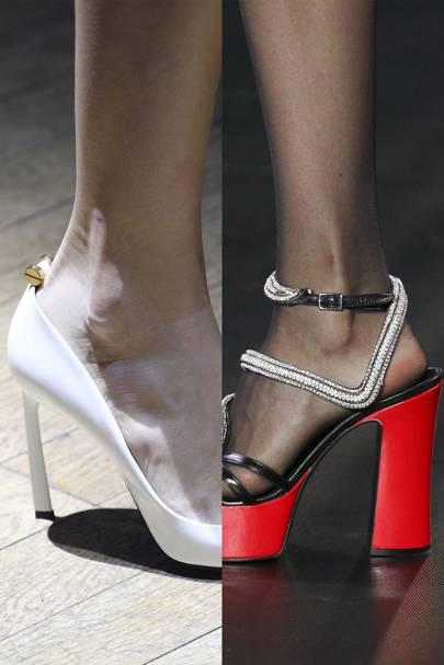 In: Platform Heels