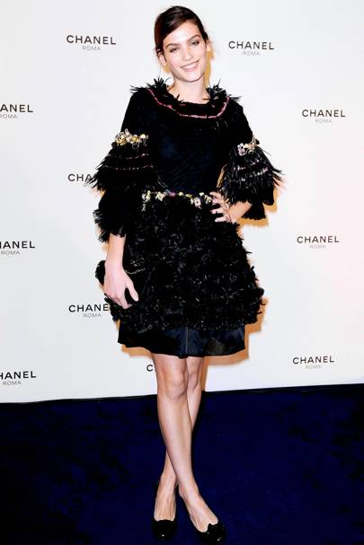 Chanel Rome boutique opening - February 19 2015