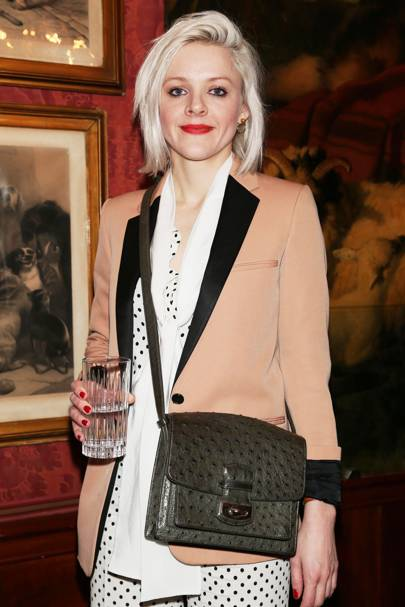 Francesca Burns, Vogue fashion editor