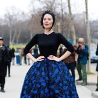 Ulyana Sergeenko, designer