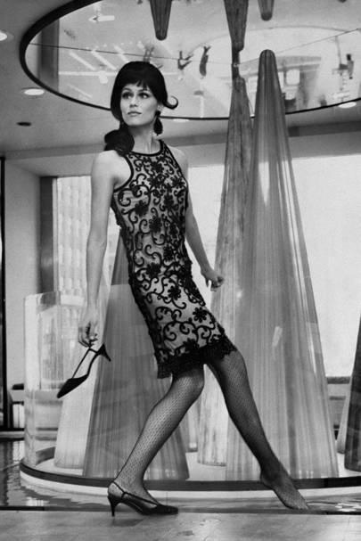 Lauren Hutton - 1965