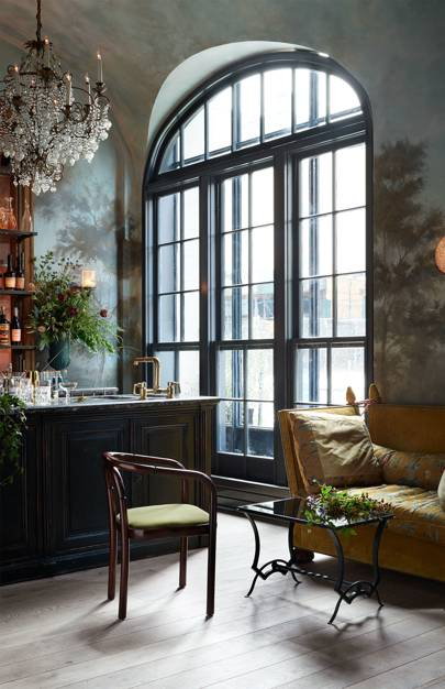 The Reservation: Le Coucou