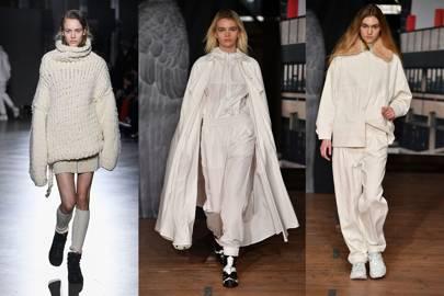 Dare to wear white