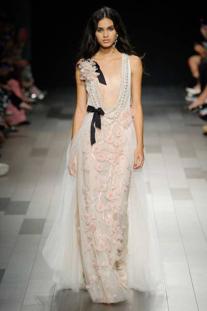 Marchesa Spring/Summer 2018 Ready-To-Wear show report | British Vogue
