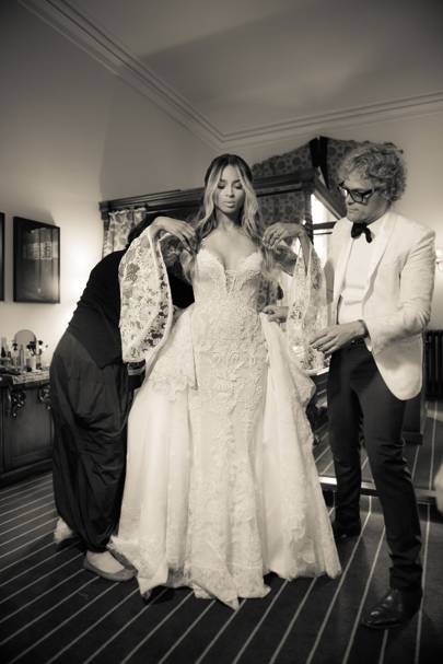 Finding The Right Inspiration For A Bespoke Wedding Dress May Not Always Be Straightforward Process But Peter Dundas Man Behind Roberto