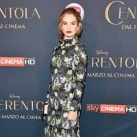 Cinderella premiere, Milan - February 18 2015