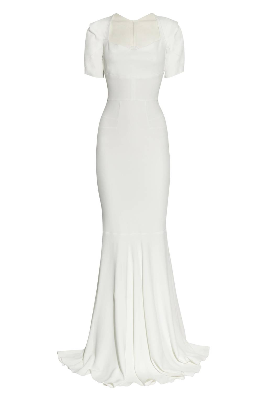 Roland Mouret Wedding Dresses - Bridal Collection   British Vogue