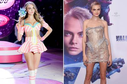 Cara Delevingne: actor