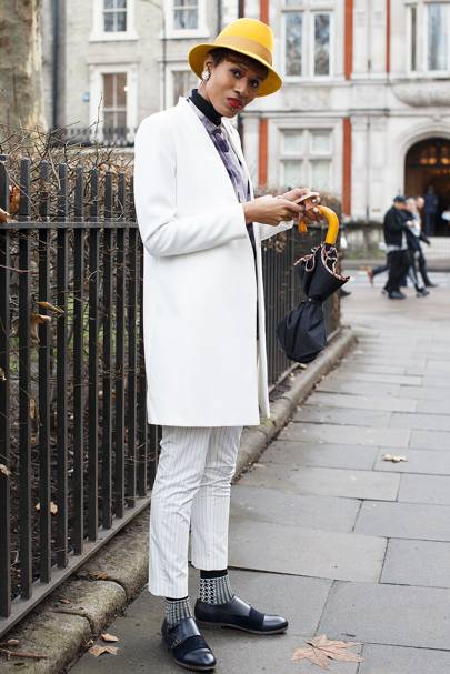Donya Campbell, stylist