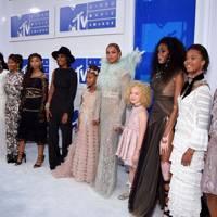 Beyoncé's Sizeable Entourage