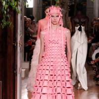 """Mr Kipling pink gave """"couture confection"""" new meaning"""