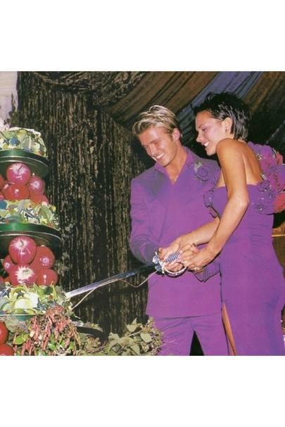 Victoria Beckham - Purple