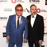 Elton John Oscars party - February 23 2015