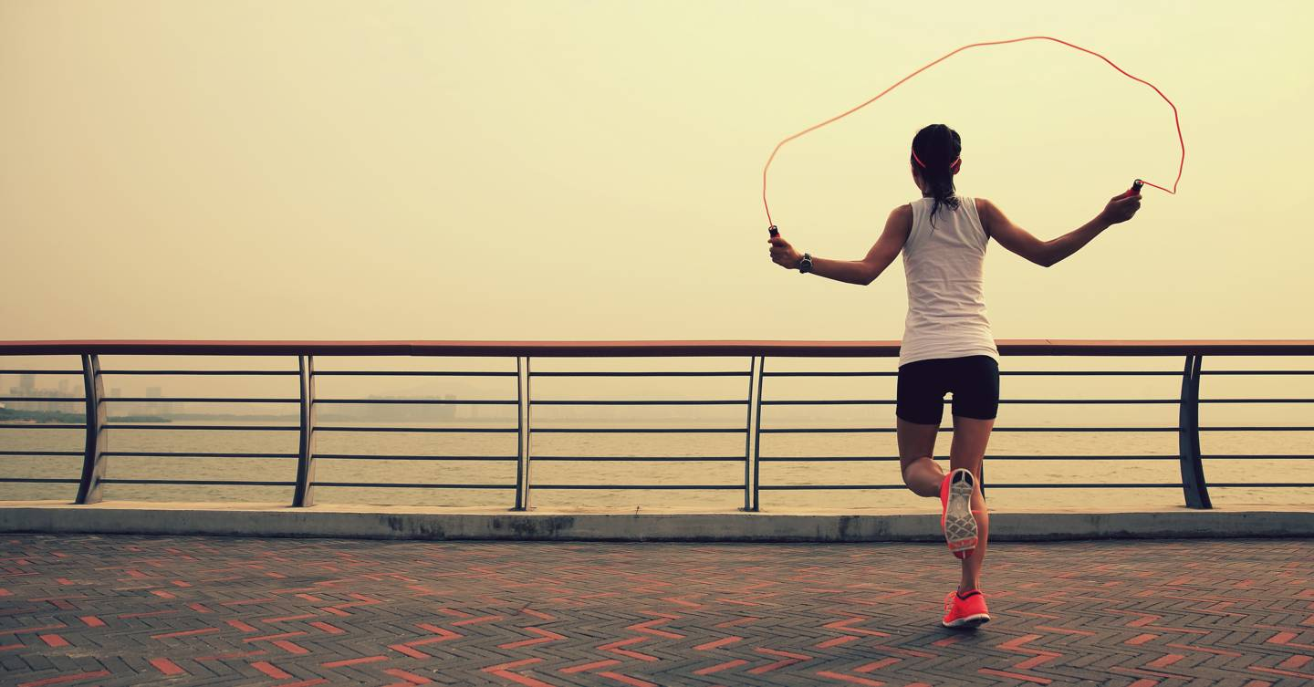 Skipping Is The New Spinning: The Cardio Trend You Need To Try