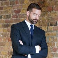 Patrick Grant, designer at E.Tautz