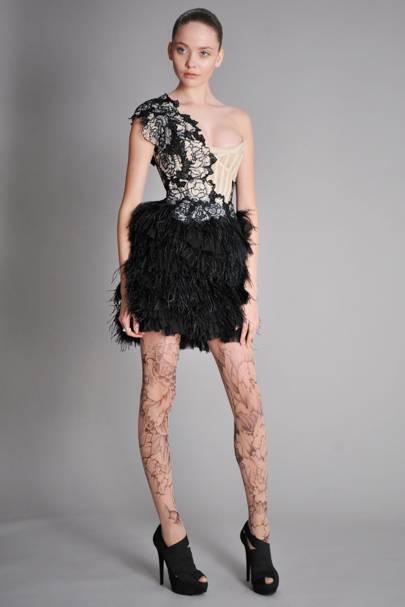 c14905f07ab Marchesa Spring/Summer 2010 Ready-To-Wear show report | British Vogue