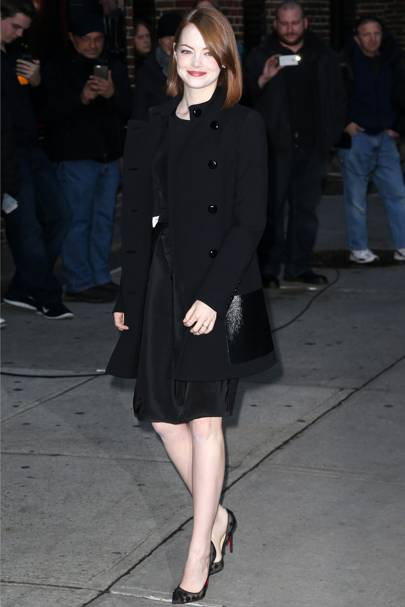 Late Show with David Letterman, New York – December 15 2014