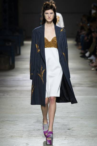 fa539931b378 Dries Van Noten Spring Summer 2016 Ready-To-Wear show report ...