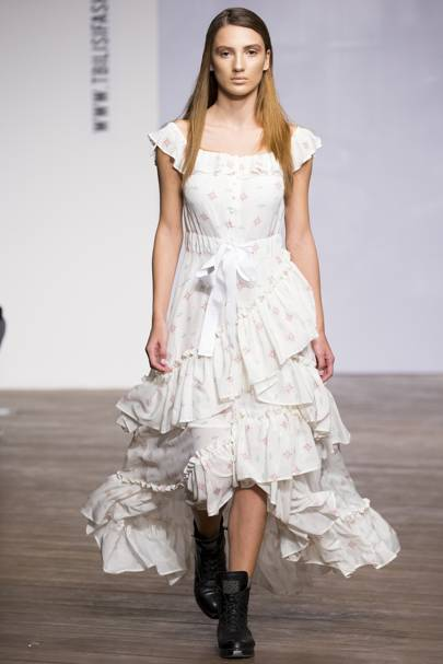 1e33dd0feed3 Diana Arno Spring/Summer 2018 Ready-To-Wear show report | British Vogue