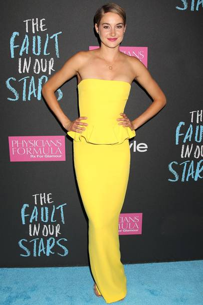 The Fault in Our Stars premiere, New York - June 2 2014