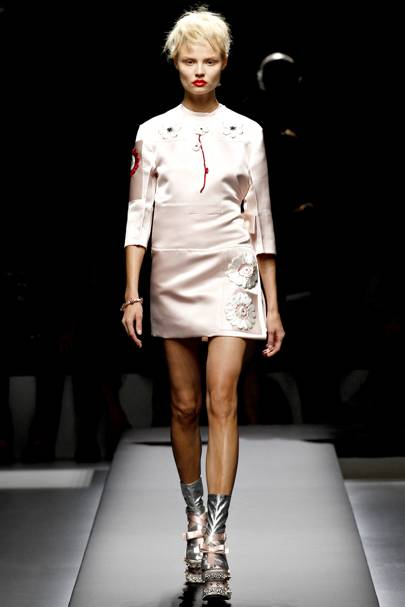The 22nd Century Geisha Dress - SS13