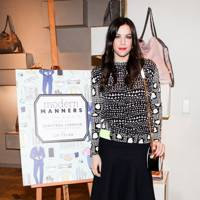 Liv Tyler book launch, Stella McCartney store, London - December 4 2013