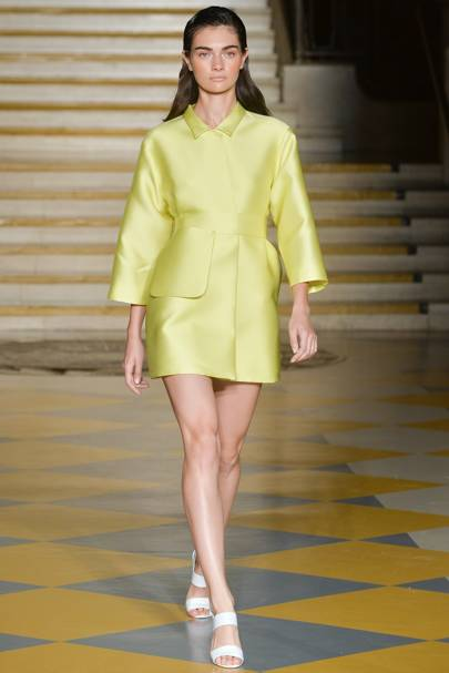 148e31a36ef Emilia Wickstead Spring Summer 2015 Ready-To-Wear show report ...