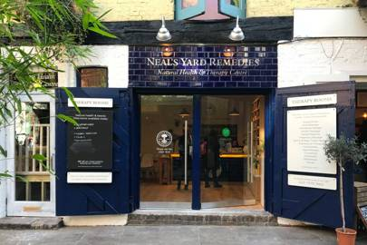 Neal's Yard, nationwide