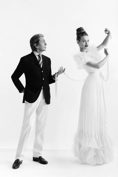 Valentino Garavani, fashion designer
