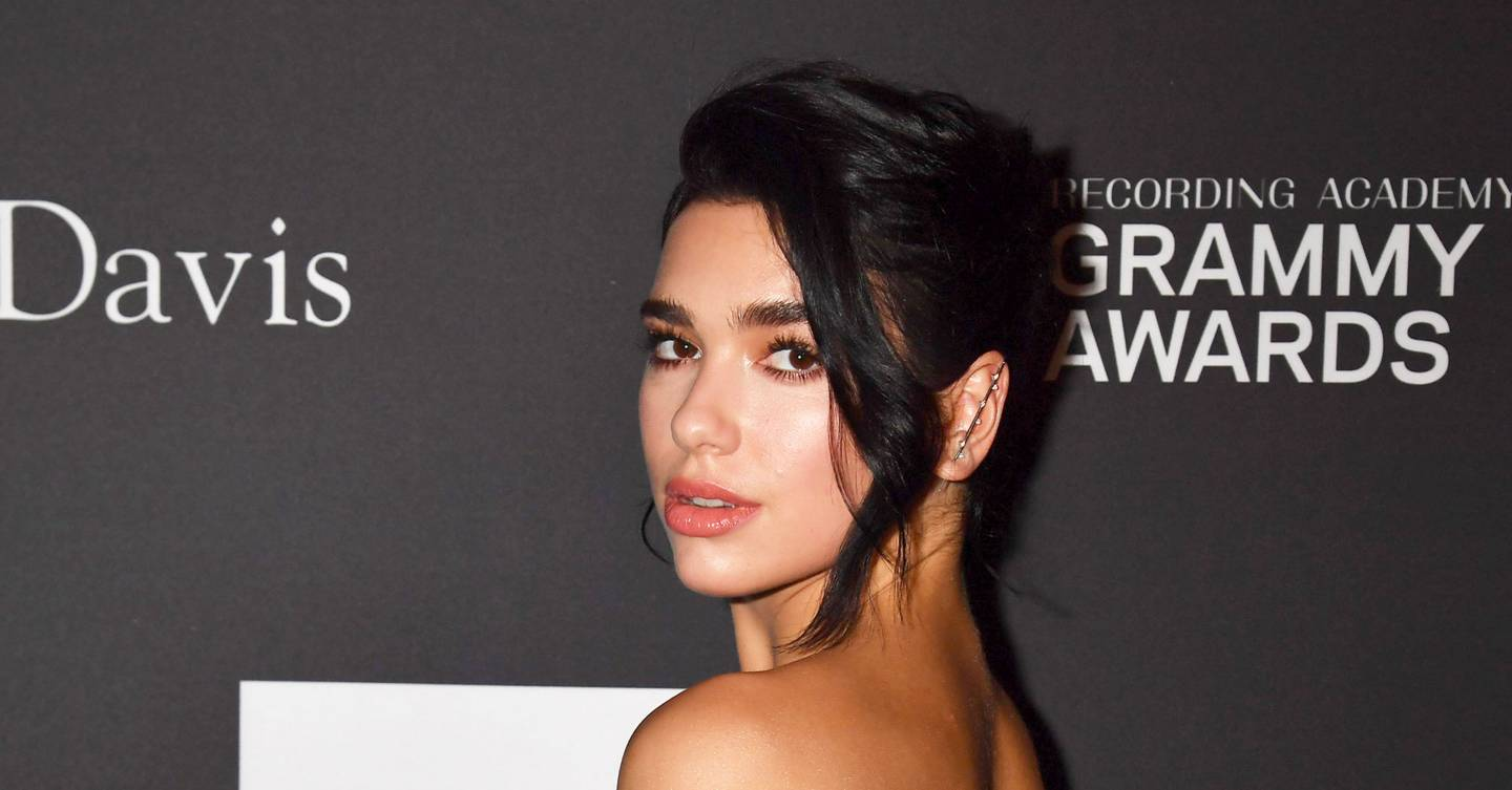 Dua Lipa Just Pulled Off the Internet's Most Memed Gown