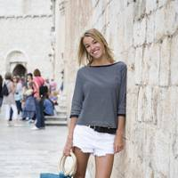 Alyssa Reinke, student and model