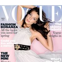 Vogue Cover, March 2007