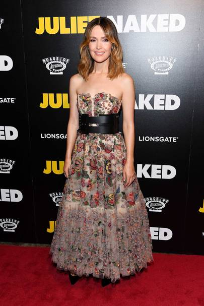 'Juliet, Naked' premiere, New York  – August 14 2018