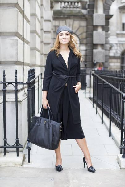 Andreea Cristea, fashion editor and stylist