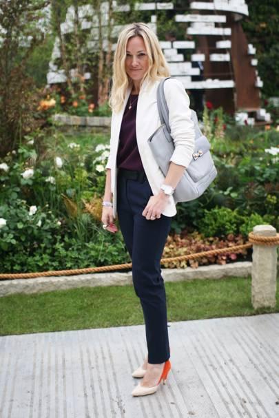 Ashling McCloy, fashion writer