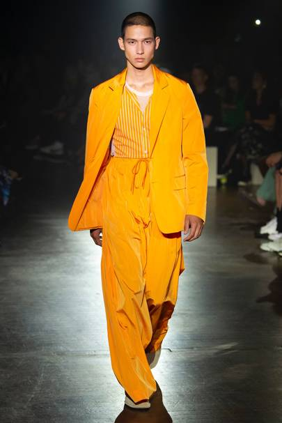34441abfba Kenzo Autumn/Winter 2019 Menswear show report | British Vogue