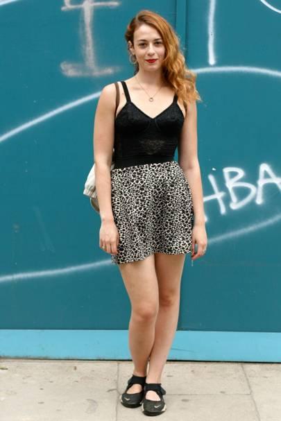 Ciara Aaron, singer