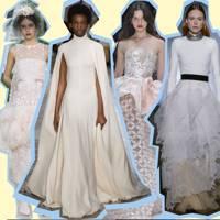 The Best Alternative Wedding Dresses   British Vogue