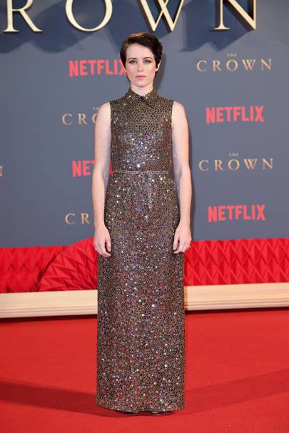 'The Crown' Season 2 Premiere, London – November 21 2017
