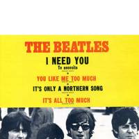 I Need You by The Beatles