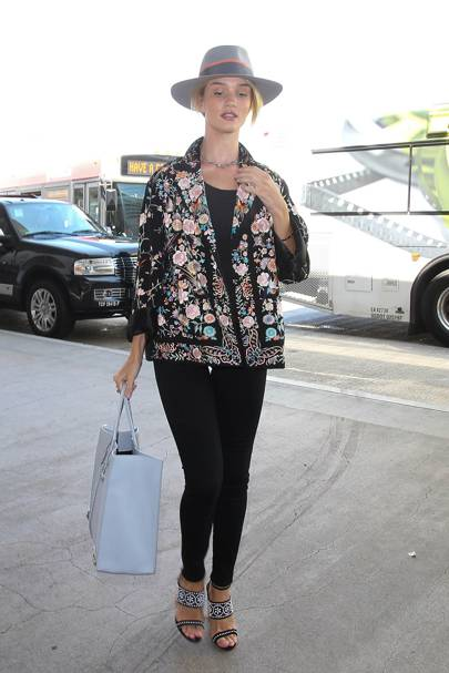 LAX Airport - July 23 2015