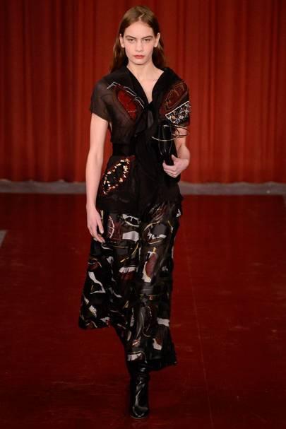 b07982502 Roksanda Autumn/Winter 2019 Ready-To-Wear show report | British Vogue