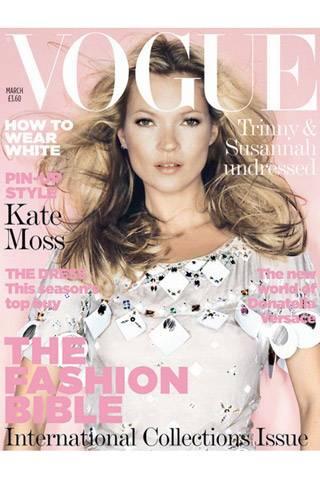 British Vogue, March 2006