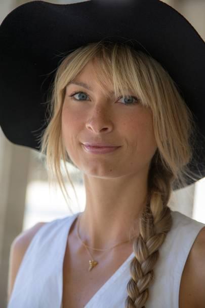 Natalie Decleve, stylist