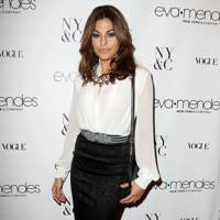Eva Mendes for New York & Company launch, New York - September 18 2013