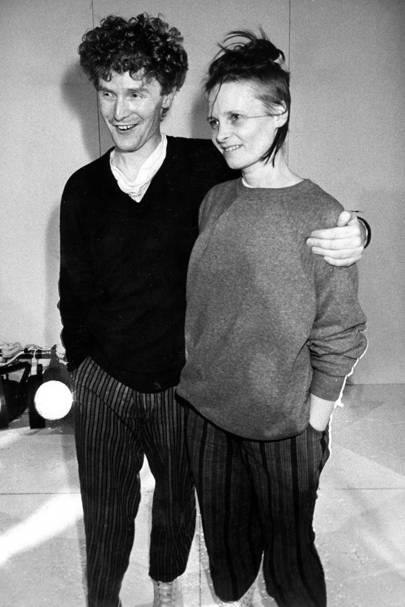 Vivienne Westwood Reveals Malcolm McLaren Abusive Relationship ...